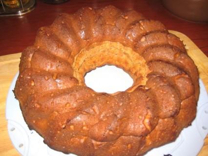 Пирог со сгущенкой рецепт с фото пошагово